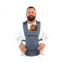 Beco Baby Carrier - Gemini - Grey