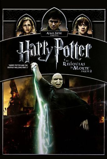 Assistir Harry Potter e as Relíquias da Morte: Parte 2 online Dublado e Legendado no Cine HD