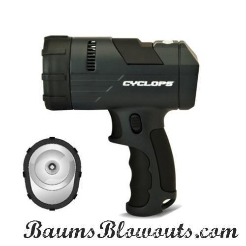 Revo 700 Lumen Handheld Spotlight Rech.