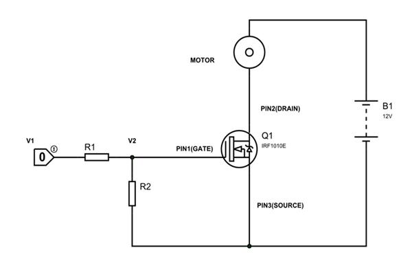 Irf1010e Circuit Diagram Circuit Diagram Transistors Circuit