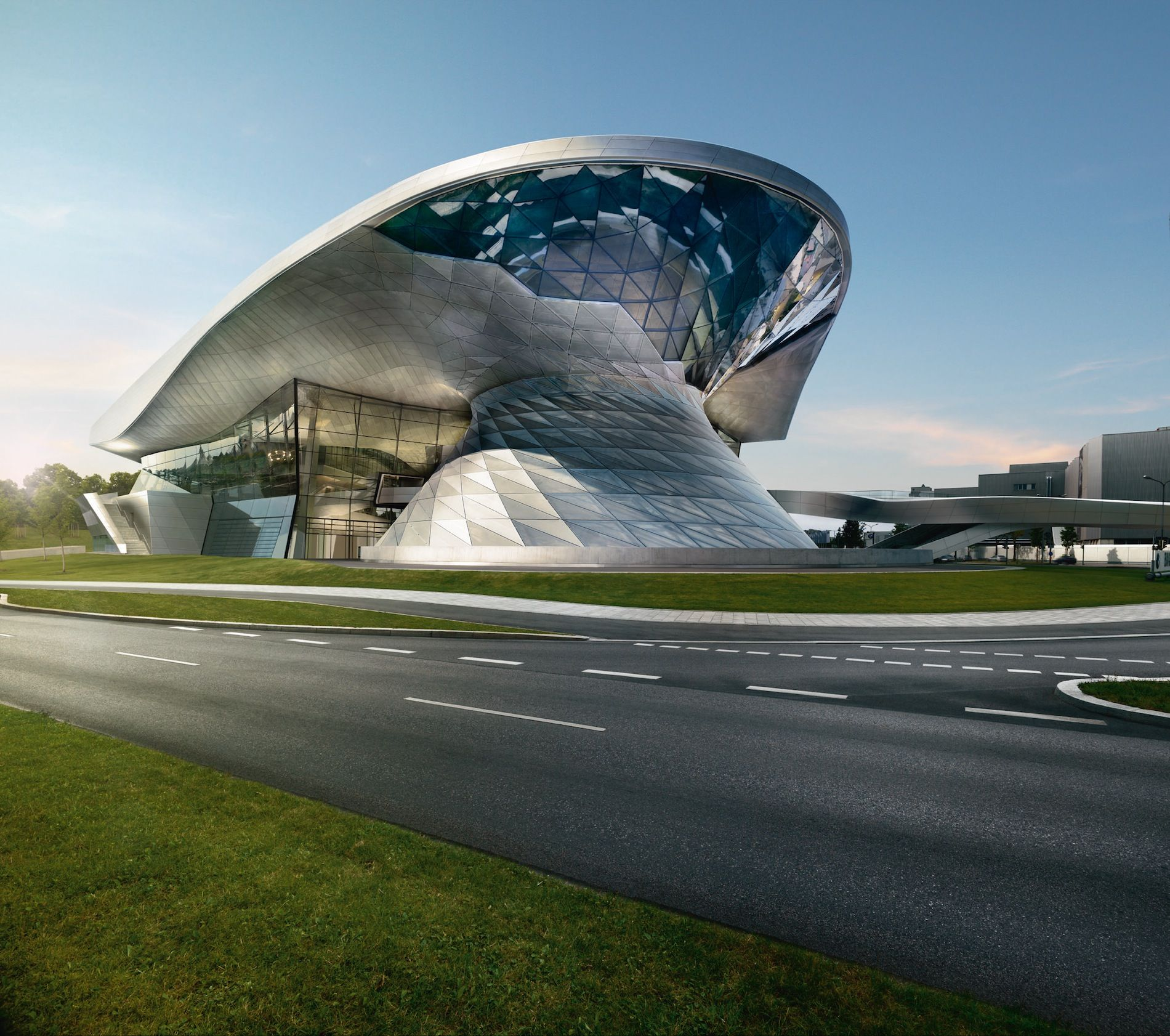 The Complete Bmw Welt Experience Bmw Welt Bmw Museum And Bmw Munich Plant Bmw Museum Architecture Unique Buildings
