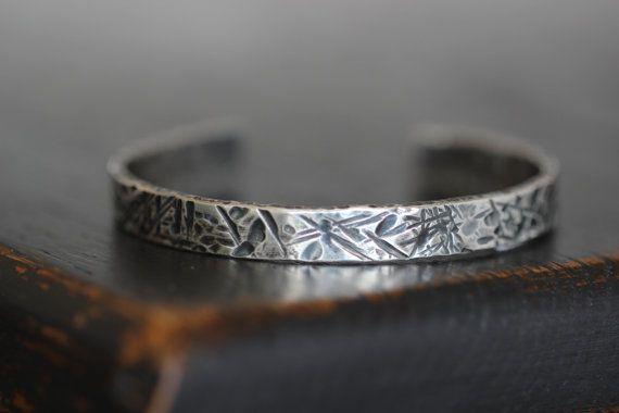 3717dd8a4073 Sterling Silver Cuff Bracelet