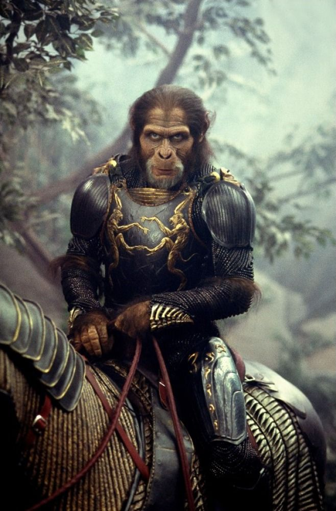 Archives Of The Apes Tim Burton S Planet Of The Apes 2001 Part 26 Planet Of The Apes Tim Burton Apes