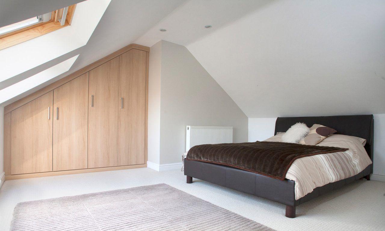 Idee per la camera da letto in | Attic and House