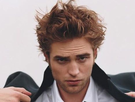 Robert Pattinson Take Me To Bed Head Guys Haircut Messy Hairstyles Mens Hairstyles Haircuts For Men