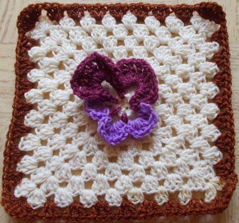 Sweet Nothings Crochet Flower Power Granny Squares Crochet