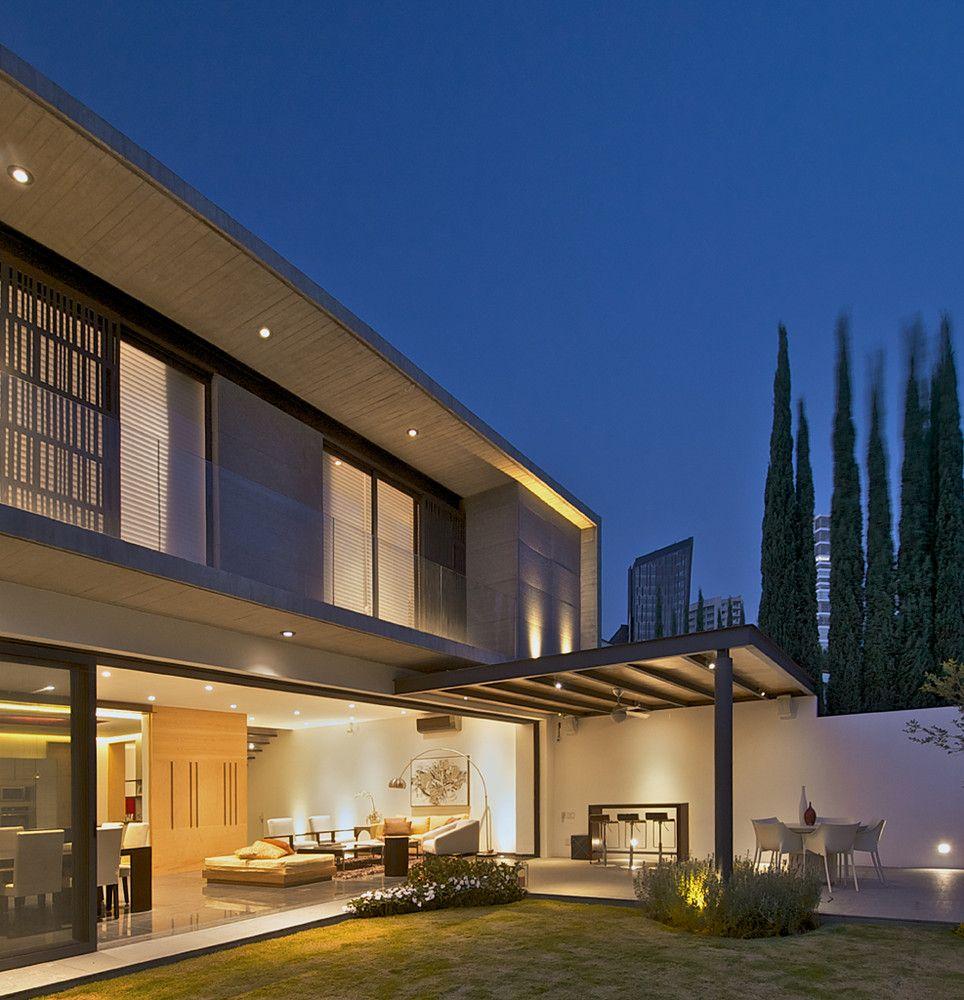 Galeria De Casa V / Agraz Arquitectos - 8