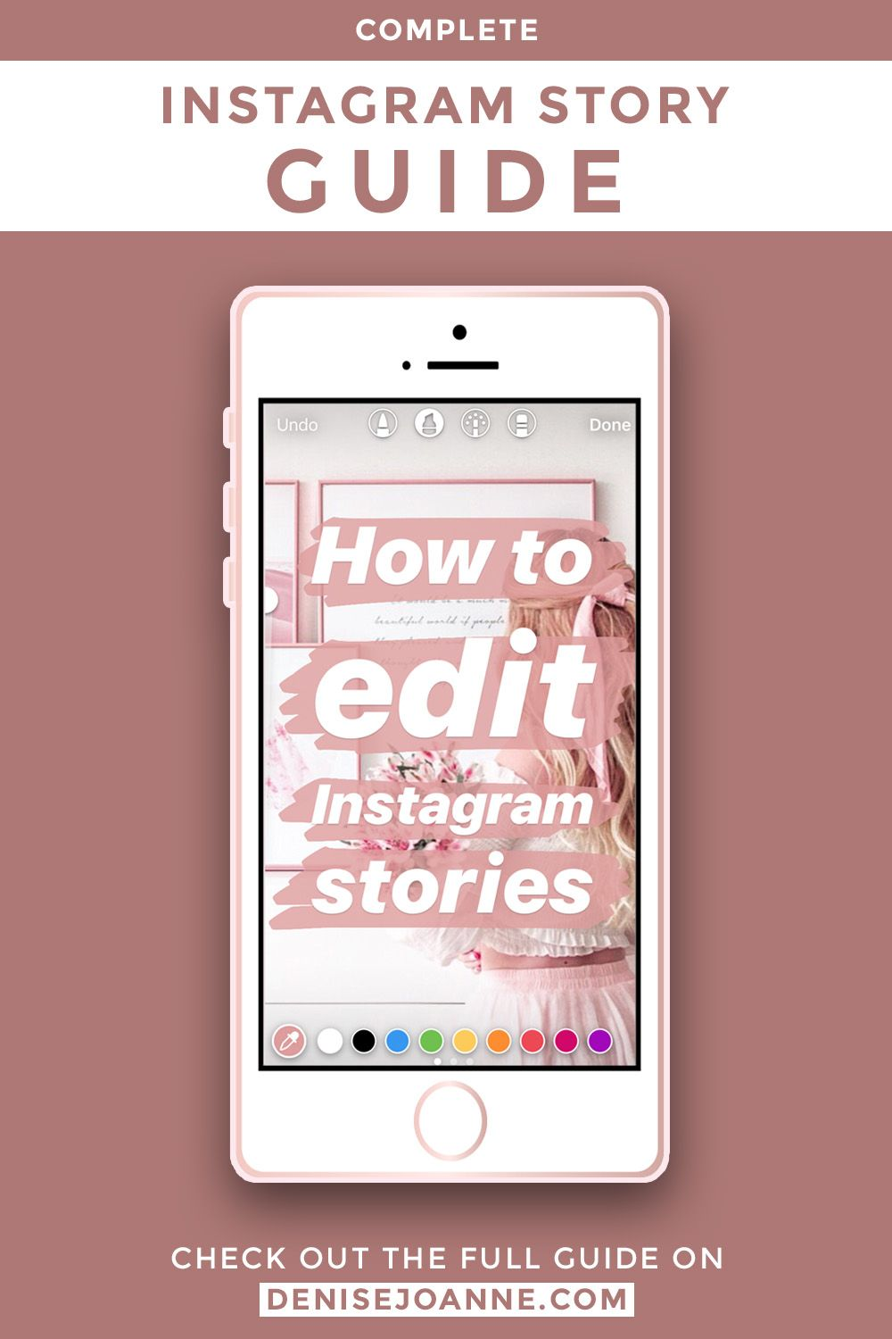 Complete Instagram Story Guide All Built In Features