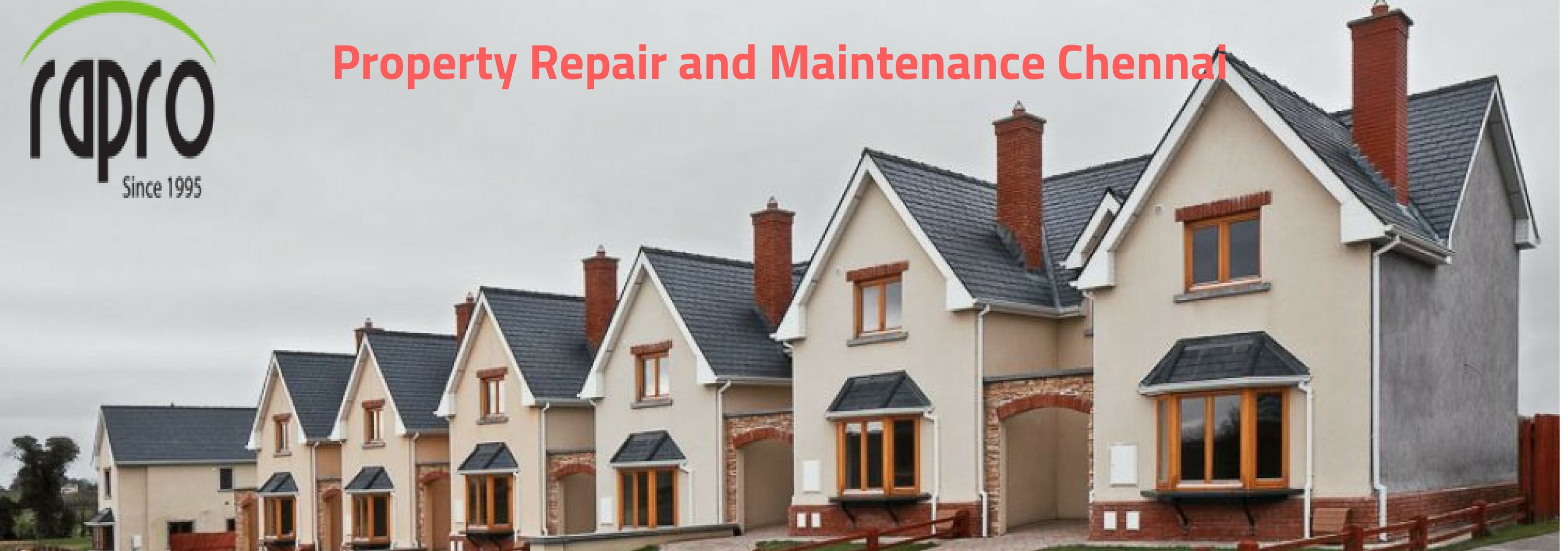 Living out of India? Want to someone to look after your property. Rajam Property Management offers #propertyrepair and #maintenance services in #Chennai.