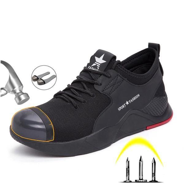 Zapatos De Seguridad Deportivos Zapatos De Seguridad Calzado De Seguridad Botas De Trabajo Para Hombre
