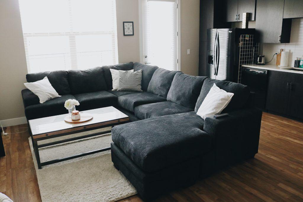 Living Room Inspo Black And White Living Room Dark Grey Couch Grey Couch Decor Living Room Inspo Black And White Living Room