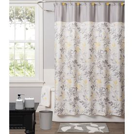 Saturday Knight Limited Trellis Polyester Yellow Patterneded