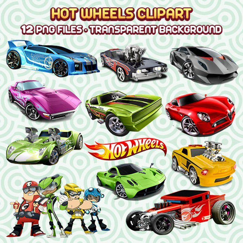 Hot Wheels Png Hot Wheels Clipart Cars Images Digital Etsy Hot Wheels Ein Brief Clipart