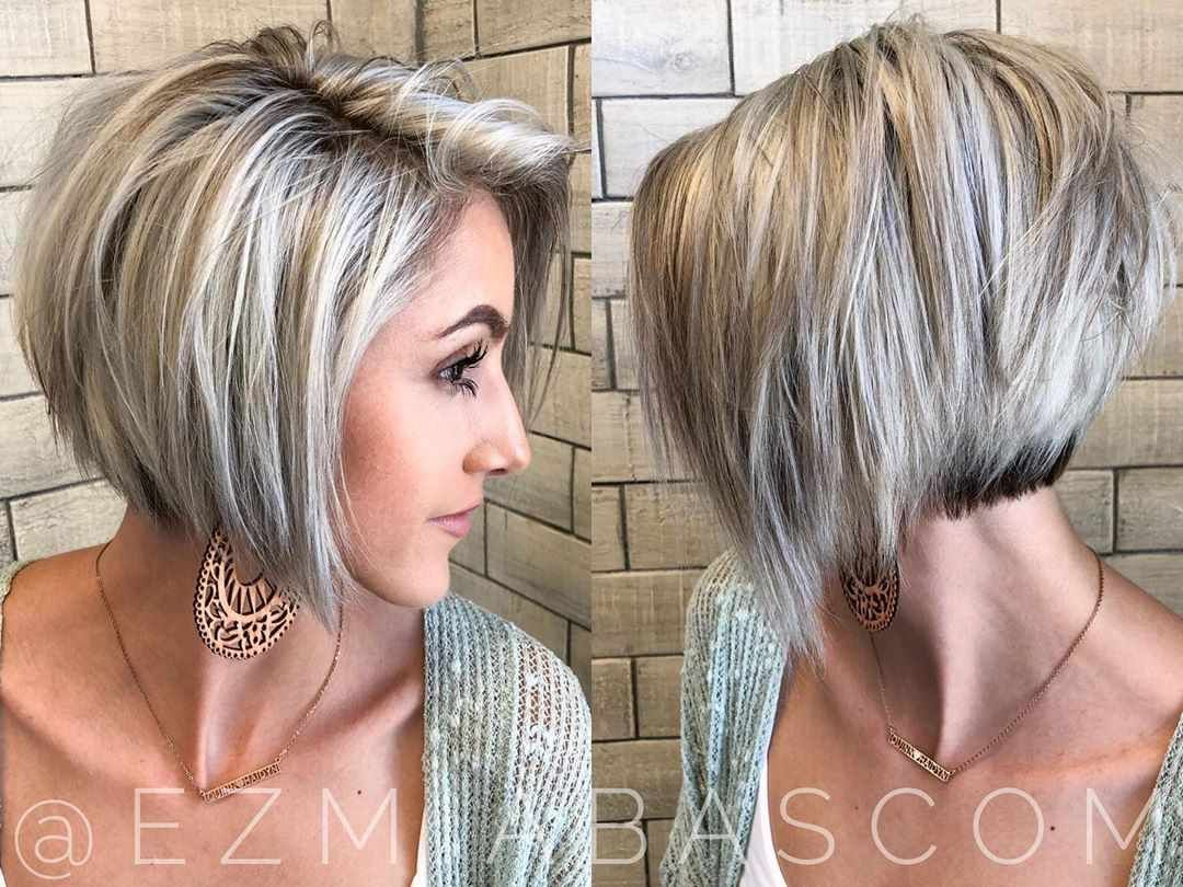 30+ Latest Modern Short Hairstyles 2019 - Pixie & Bob Short Haircuts » Hairstyle Samples