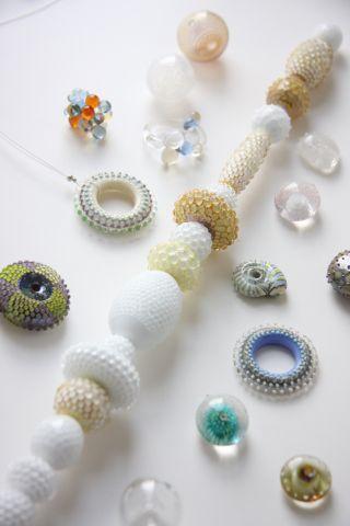 Perles de verre a Paris