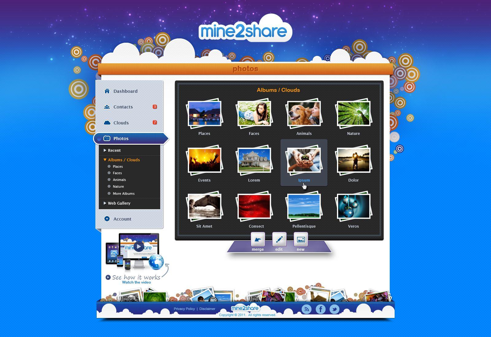 cloud app design