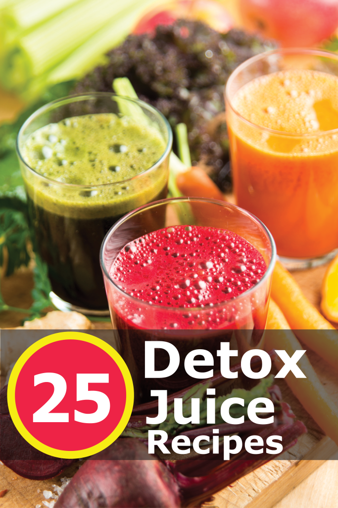 Healthy Slow Juicer Recipes : 25 Anti-Inflammatory Detox Juice Recipes Detox juice recipes