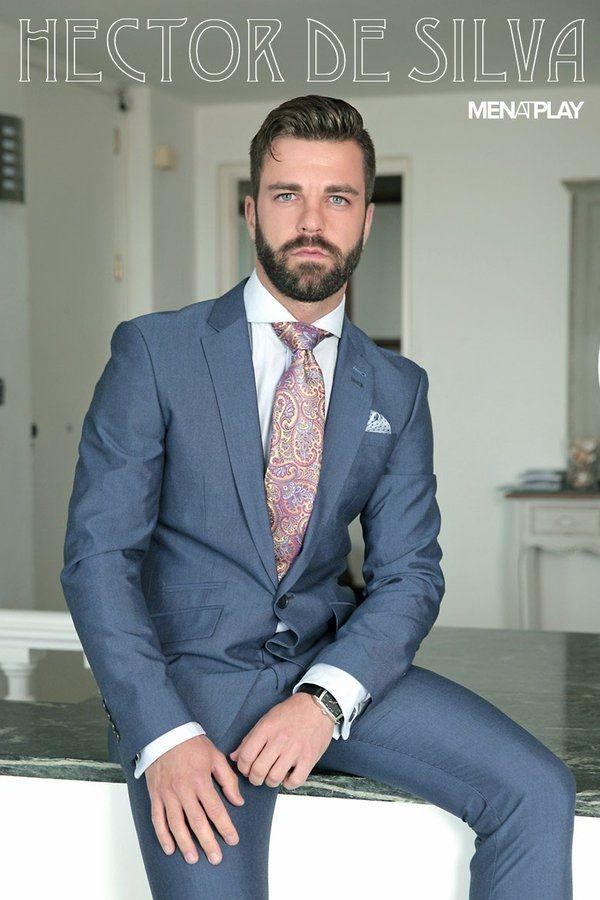 2017 Latest Coat Pant Designs Light Blue Casual Men Suit Slim Fit 2 ...