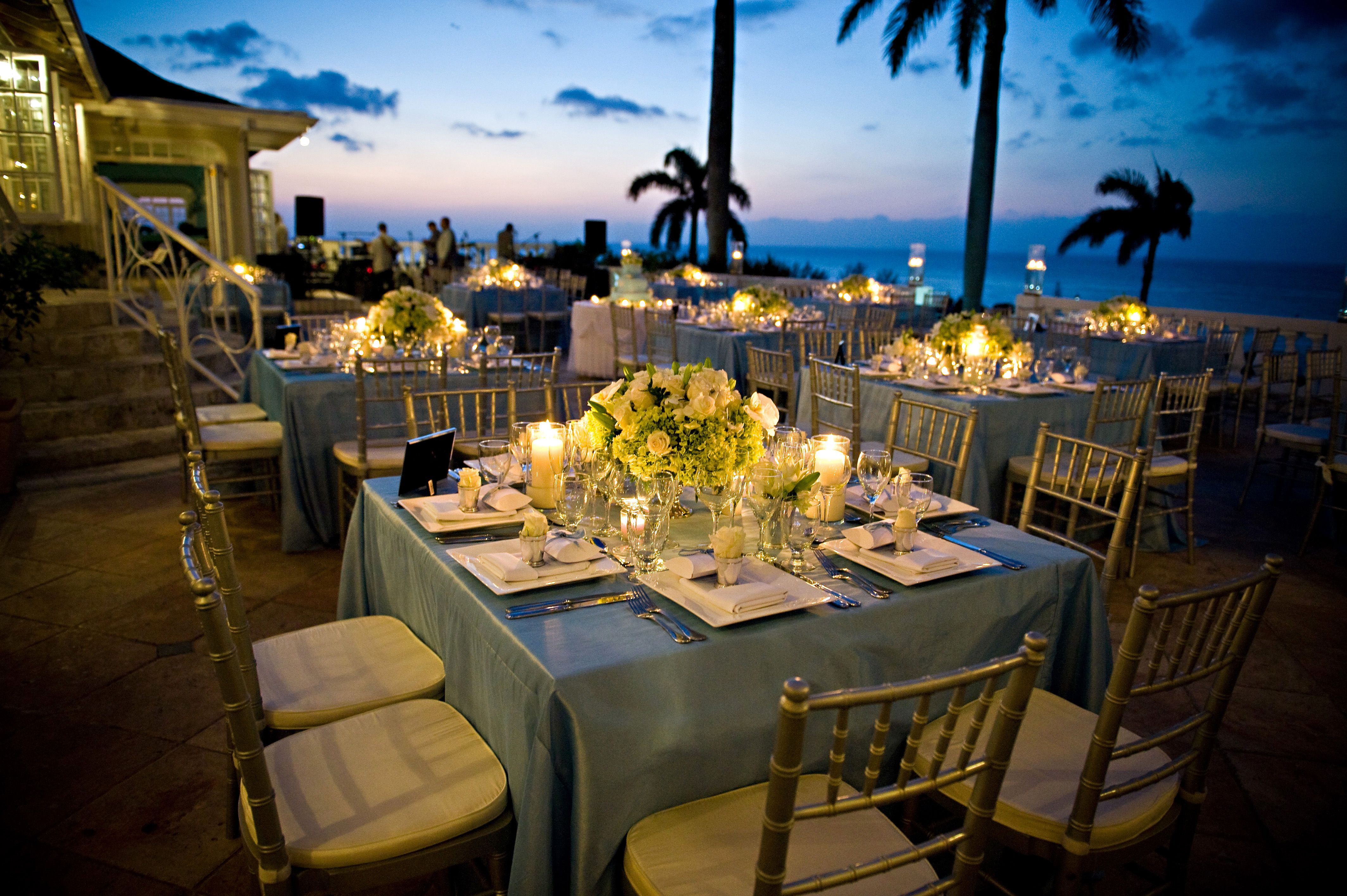 Wedding reception at the Great House  Weddings and