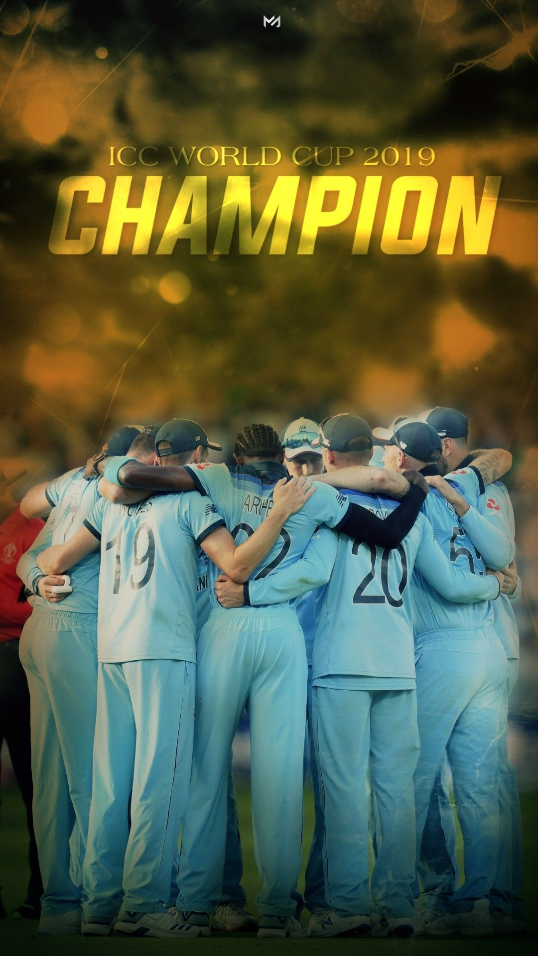 Champion England England Cricket Team Cricket Wallpapers Team Wallpaper