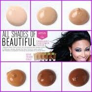 All shades of beautiful with great coverage. www.youniqueproducts.com/AlenaNicole