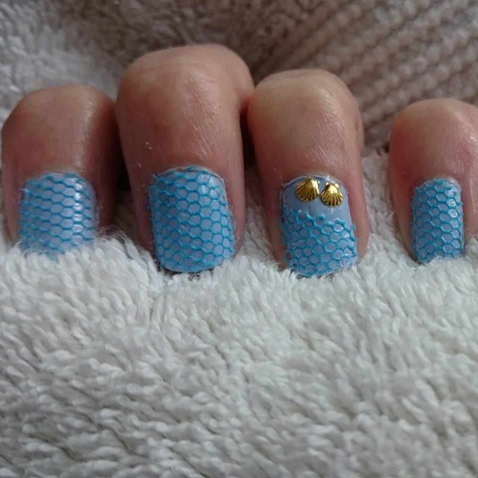 Charlies Nail Art - NAIL ART NETTING (available in 4 colours), £0.59 ...