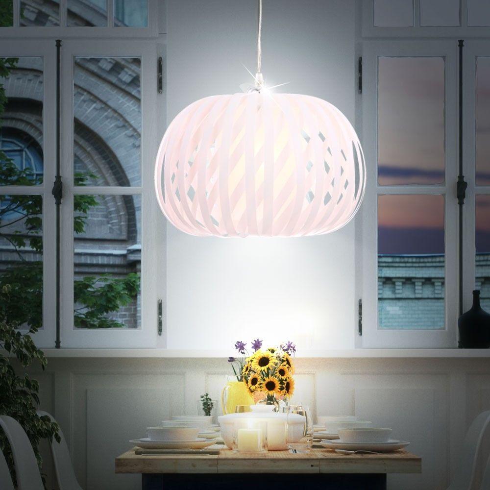 Design Led 7 Watt Pendel Decken Hänge Leuchte Wohnzimmer Eek A Weiß Lobby Ip20 In Möbel Amp Wohnen Beleuchtung Deckenlampen Amp Kronleu Lampe Design Led