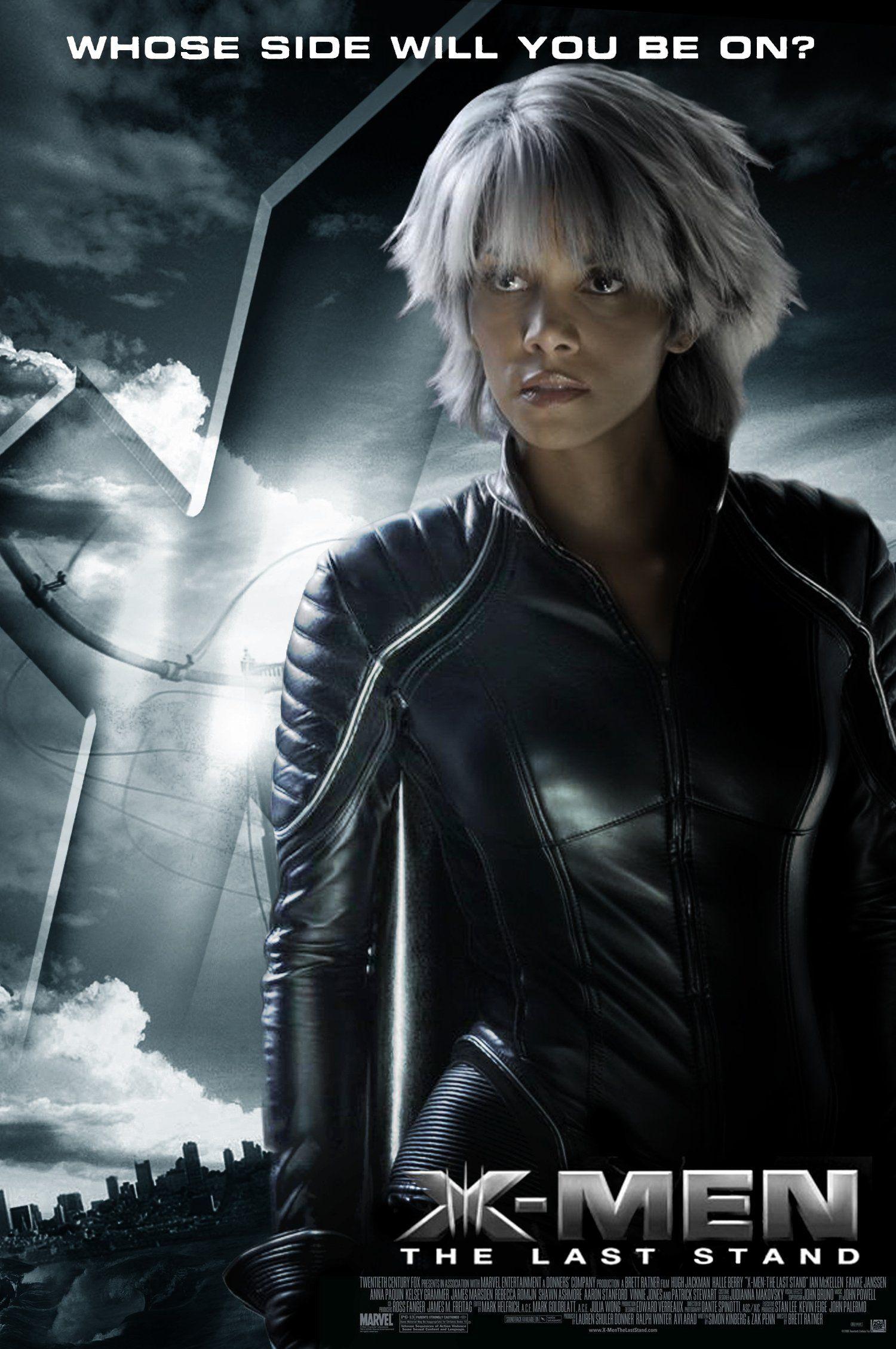 Storm In X Men The Last Stand 2006 X Men Halle Berry X Men Hero Movie