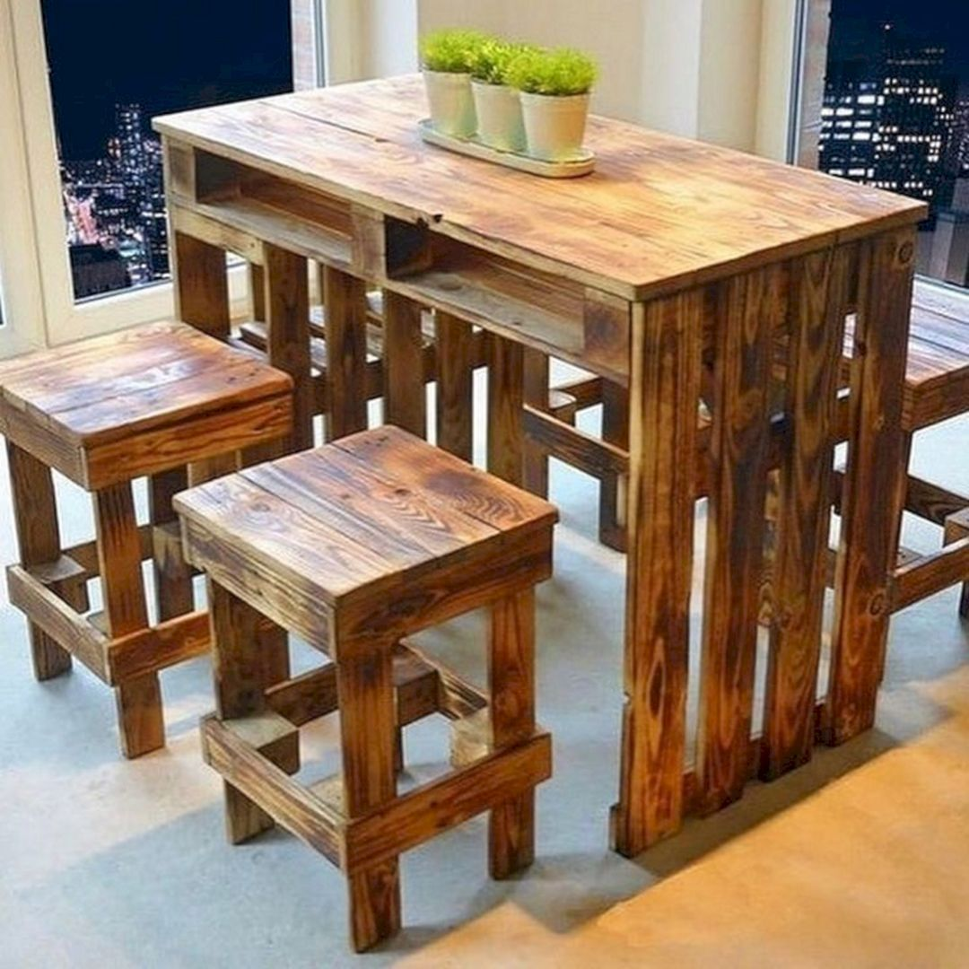 15 Incredible DIY Wooden Pallet Recycled Ideas That ...
