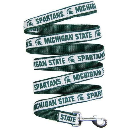 Pets First Michigan State Spartans Leash Large MSUL-L