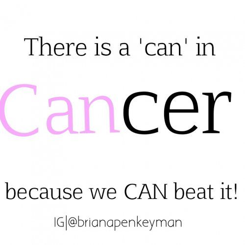 Beat Cancer Quotes Stunning Heres To The People Battling Cancer  Words To Live Pinterest