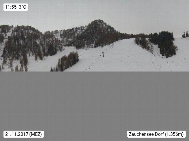Wetter Zauchensee 16 Tage