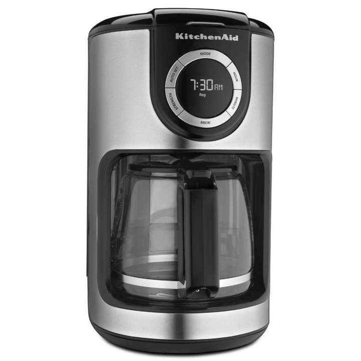 12cup coffee maker cupcleaningstrength kitchen aid