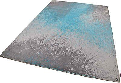 Teppich, Tom Tailor, »Happy Color Splash«, handgearbeitet