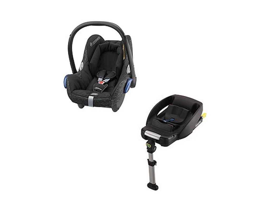 Maxi Cosi Cabriofix Baby Car Seat Easyfix Isofix Base Baby Car Seats Car Seats Baby Car