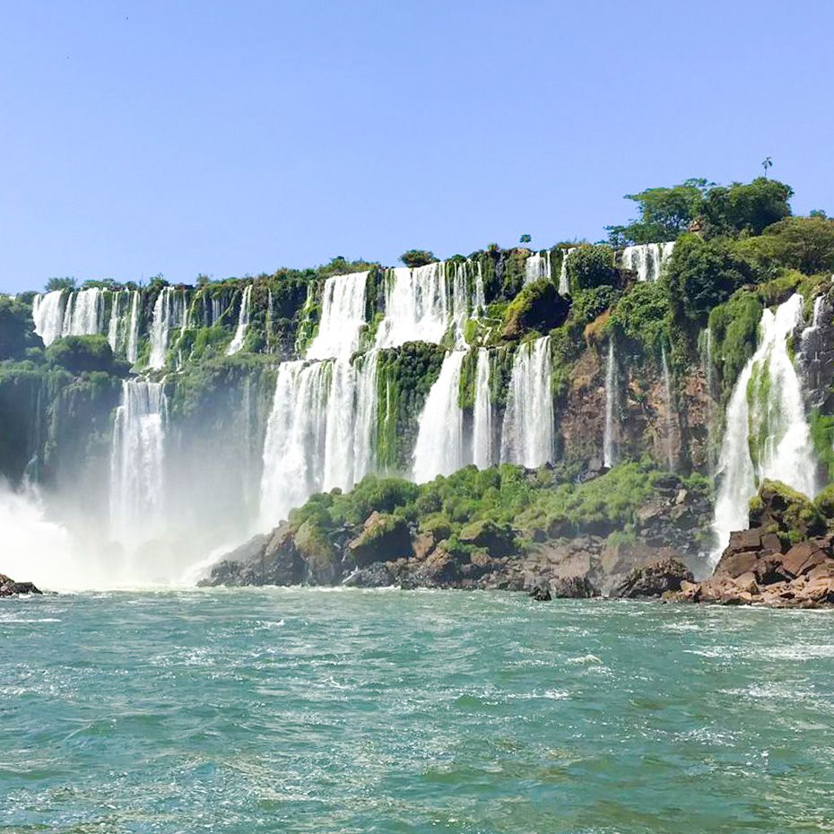 Cataratas Del Iguazú Blog De Viajes Maru Coppari Cataratas Del Iguazu Argentina Argentina Paisajes Lugares Para Ir