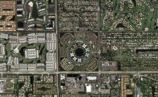 Where in the World? A Google Earth Puzzle