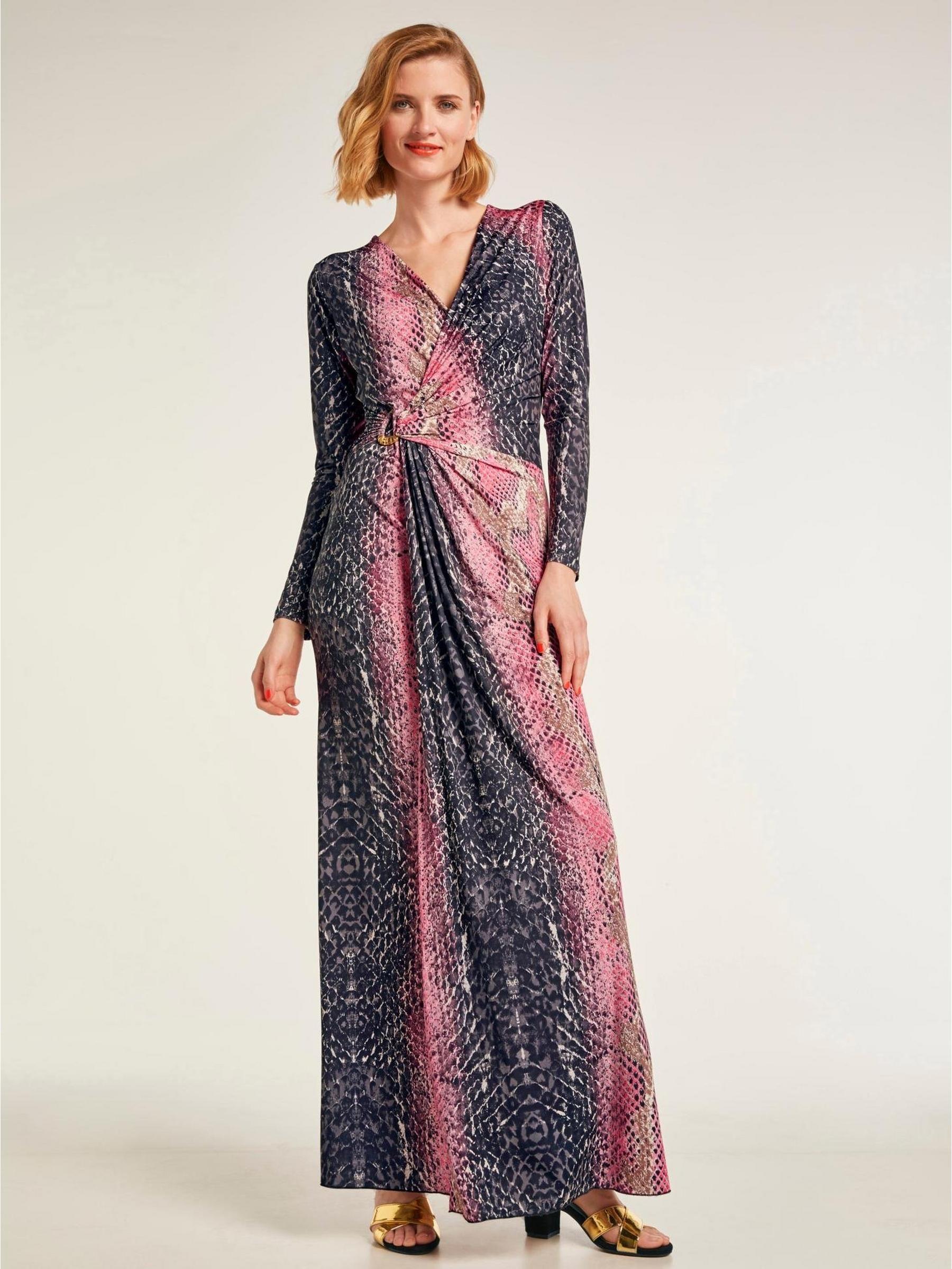 RICK CARDONA by heine - Abendkleid mit dekorativem Schmuckelement