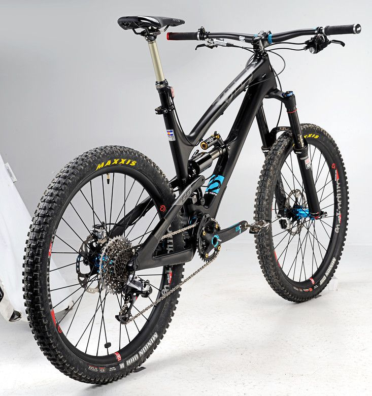 bike of the day dogboy 39 s yeti sb66c vital mtb bikes. Black Bedroom Furniture Sets. Home Design Ideas