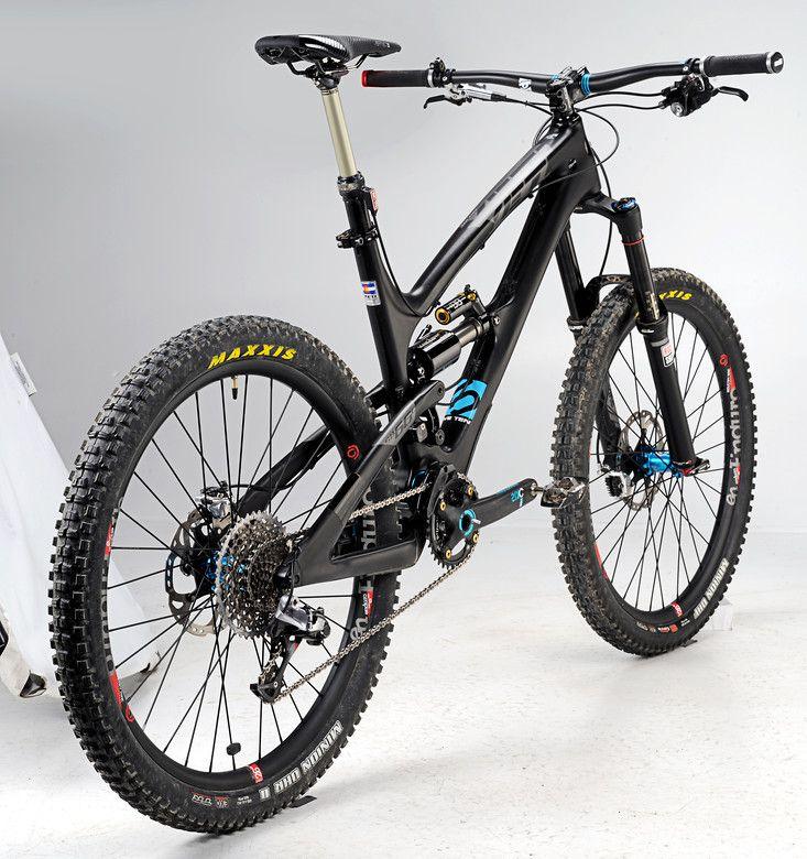 47f29772379 Bike of the Day - Dogboy's Yeti SB66c - Vital MTB | mountain biking ...