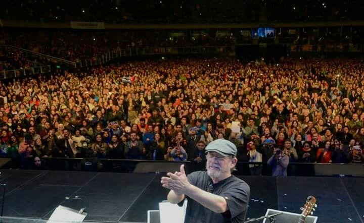 Silvio en Chile mayo 2015