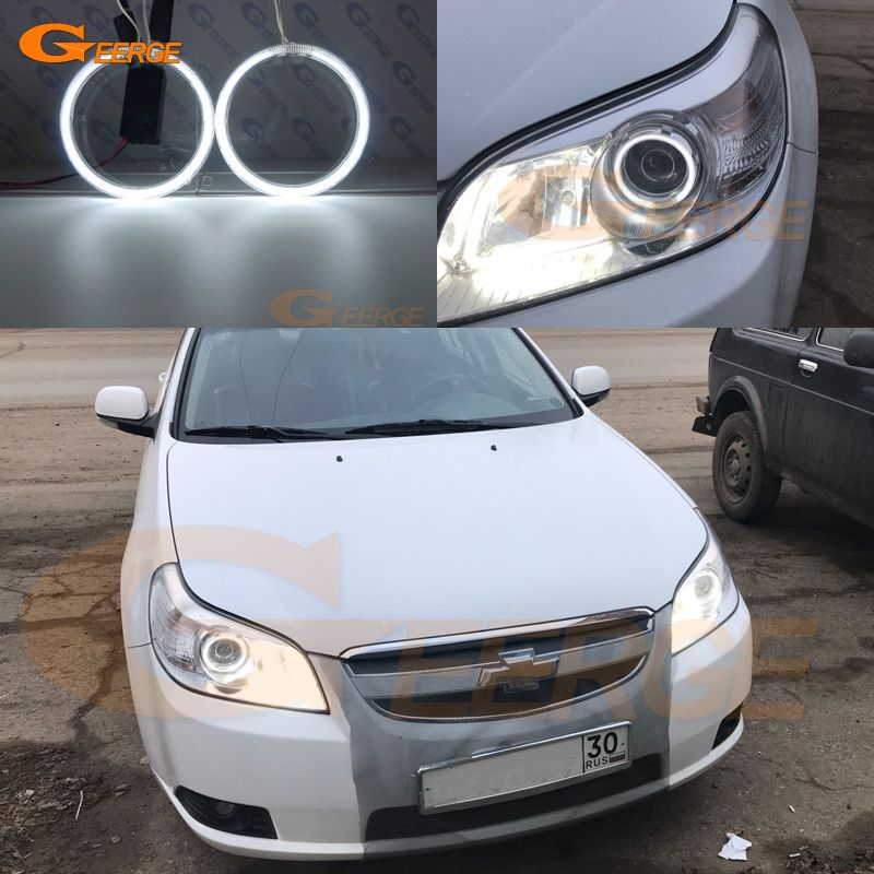 Cheap Kit Kits Buy Quality Kit Angel Eyes Directly From China Kit Eye Suppliers For Chevrolet Epica 2007 2008 2009 2010 2 Chevrolet Angel Eyes Led Angel Eyes