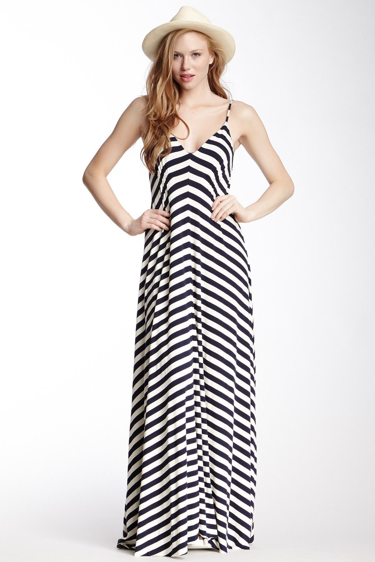 Eighty Sixty Stripe Maxi Dress | Dresses & Some | Pinterest ...