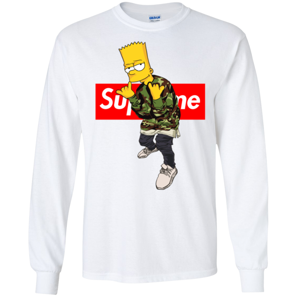 The Bard Simpson Supreme Best Selling TShirt Simpsons t