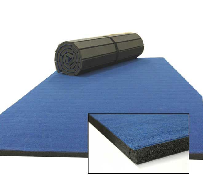 Carpeted Foam Mats For Gymnastics And