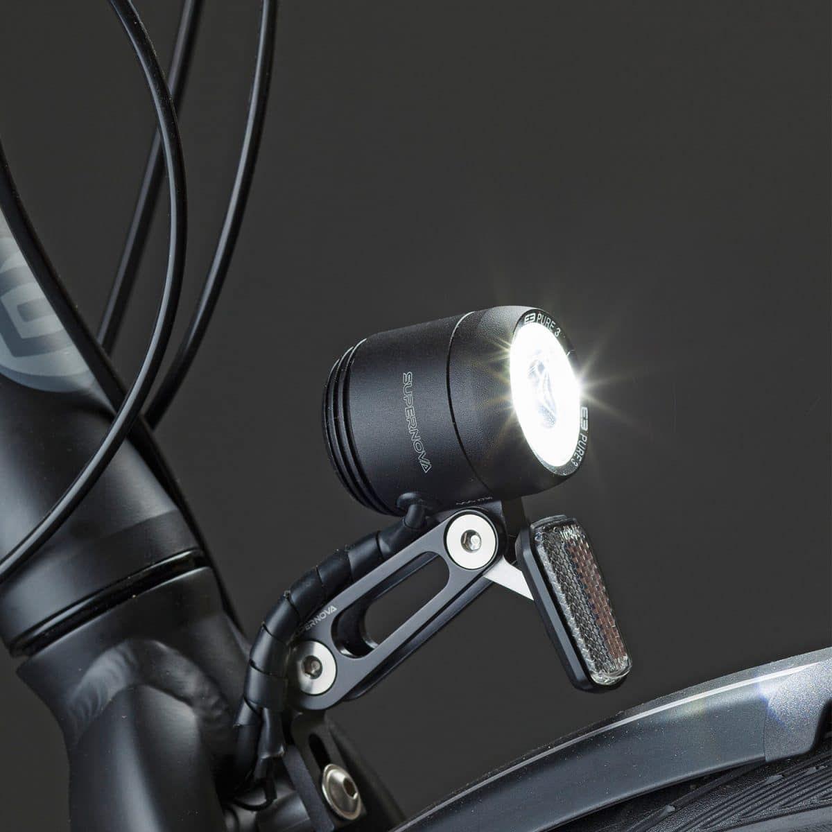 E Bike Beleuchtung Fahrradlichter Fur Jeden Geldbeutel Fahrrad Licht Beleuchtung Geldbeutel