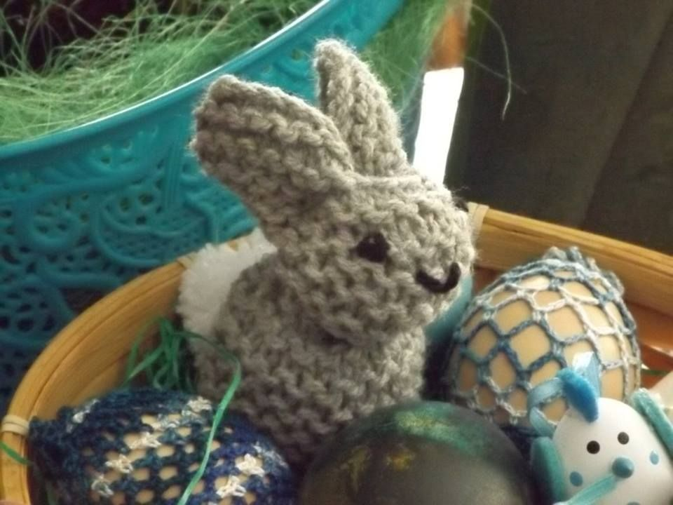 Amigurumi Nyuszik : Kötött nyuszi knitted bunny #knitting #bunny #amigurumi saját