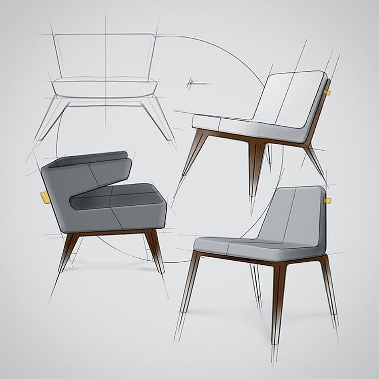 Filip chaeder freelancing industrial designer and for Furniture design sketches