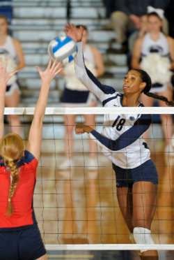 Deja McClendon # 18 - Penn State Volleyball
