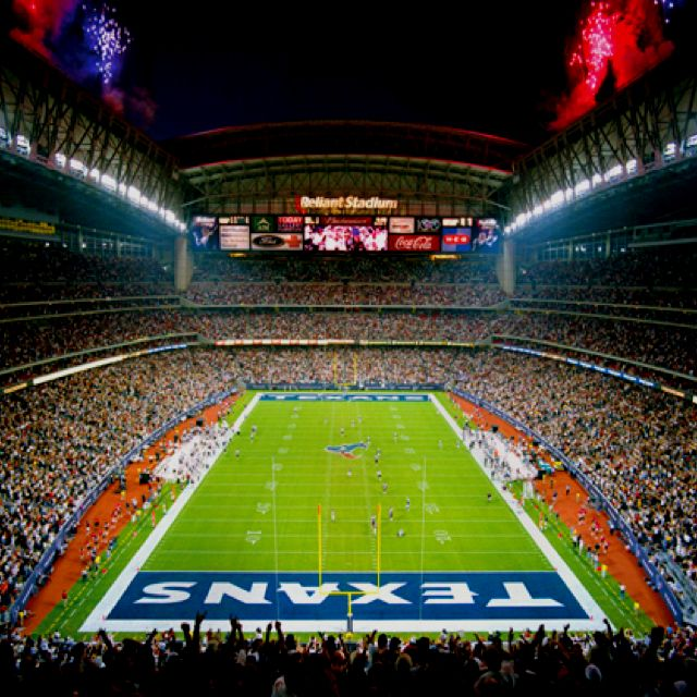 Reliant Stadium Houston Tx Home Of The Houston Texans Houston Texans Houston Texans Football Nfl Houston Texans